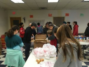 2018 CCA Thanksgiving Meals